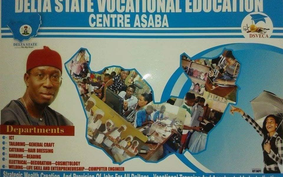 Delta State Technical and Vocational Education Board, Asaba.